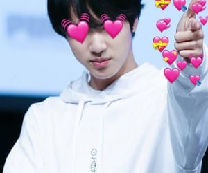 hearts, wholesome, and bts image