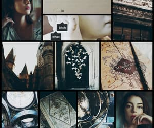 aesthetic, edit, and hp image