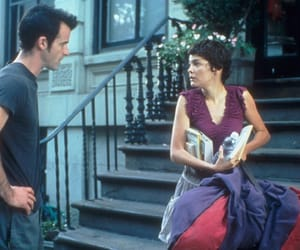2003, Justin Theroux, and happy end image