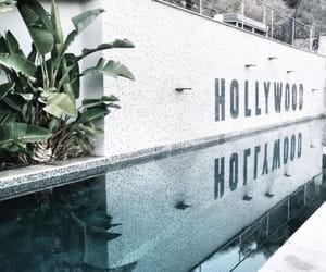 hollywood, summer, and white image