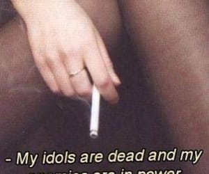 aesthetic, quotes, and tumblr image