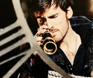 captainhook, ️ouat, and killianjones image