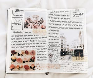journal, art, and diary image
