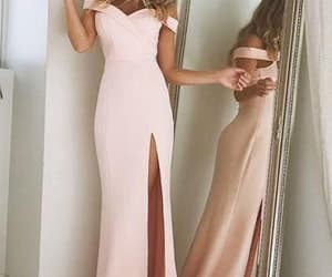 clothes, dress, and evening dress image