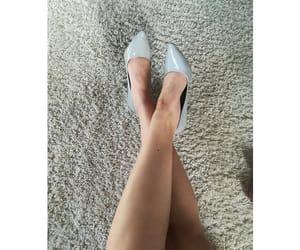 girls, heels, and higheels image