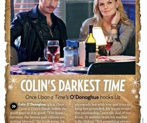 captainhook, captainswan, and ️ouat image