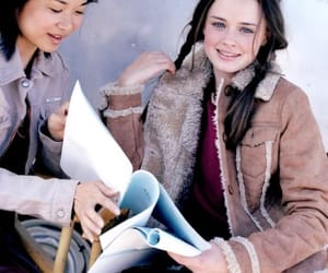 alexis bledel, gilmore girls, and pretty image