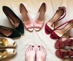 heels, highheels, and passion image