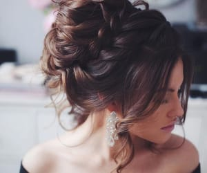 hair and style image