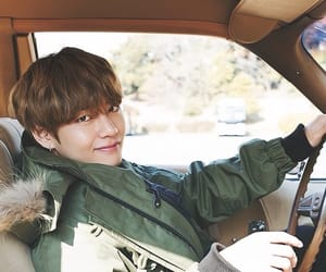 army, taehyung bts, and asian image