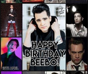 birthday, 🌺, and brendon image