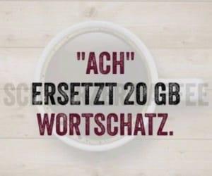 deutsch, spass, and sprüche image