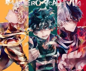anime, boku no hero academia, and midoriya izuku image