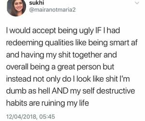 accept, dumb, and life image