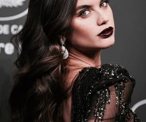 sara sampaio, hair, and cannes image