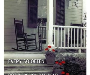 porch, summer, and quote image