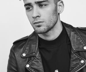 zayn malik, zayn, and black and white image