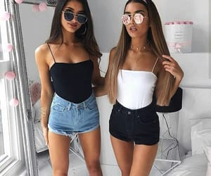amazing, girls, and bff image