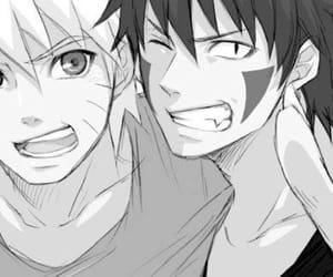 naruto, kiba, and anime image