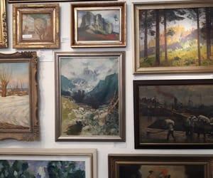 art, museum, and prague image