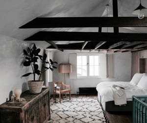 bed, goals, and interior image