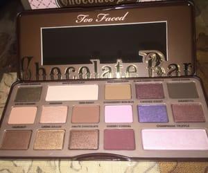 eyeshadow, makeup, and toofaced image
