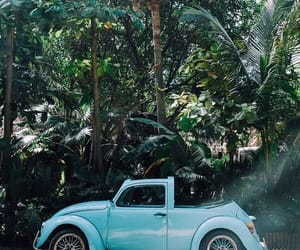 car, blue, and travel image