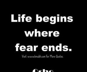 black, fear, and life image