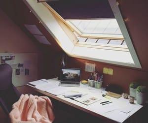 study, room, and home image