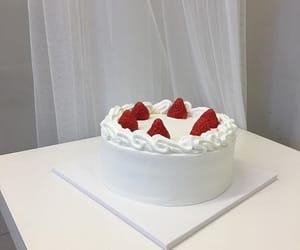 cake, food, and white image