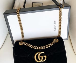bag, velvet, and classy image