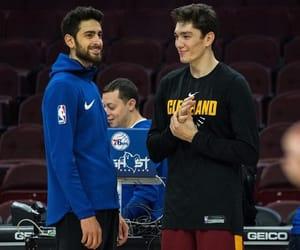 NBA, Philadelphia, and cedi osman image