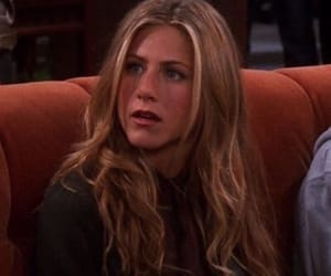 hair, friends tv show, and rachel image