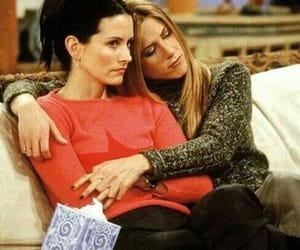 friendship, monica, and rachel image