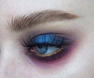 eye, eyeshadow, and inspiration image