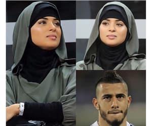 beauty, football, and hijab image