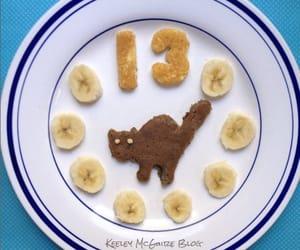 13, banana, and coockie image