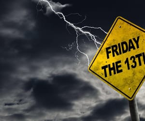 13, day, and friday image