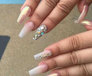 nail art, nails, and unhas image