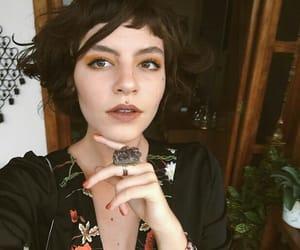 hipster, short hair, and bambi image