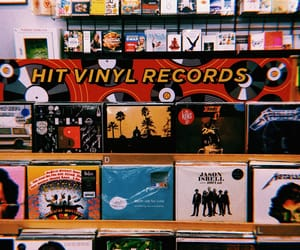 record and retro image