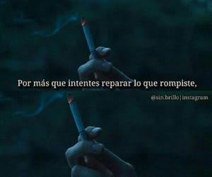 chicas, frases, and sad image