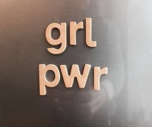 girl power, power, and tumblr image