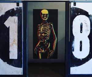 numbers, brewery, and skeleton image