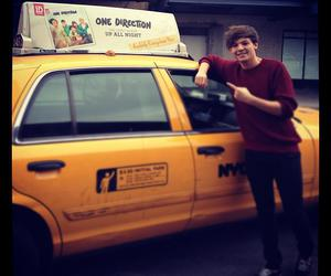 one direction, louis tomlinson, and taxi image