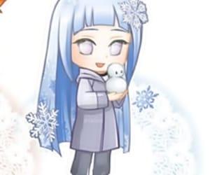 anime, girl, and hinata image