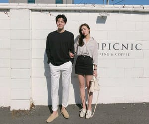 asian, asian fashion, and couple image