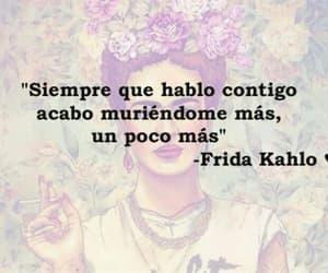 frida kahlo, frases, and Frida image