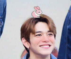 lucas, nct, and icons image