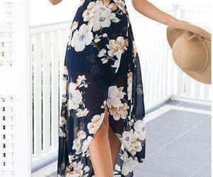 flores, faldas, and primavera image